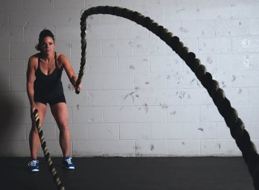 How To Strength Training Ropes