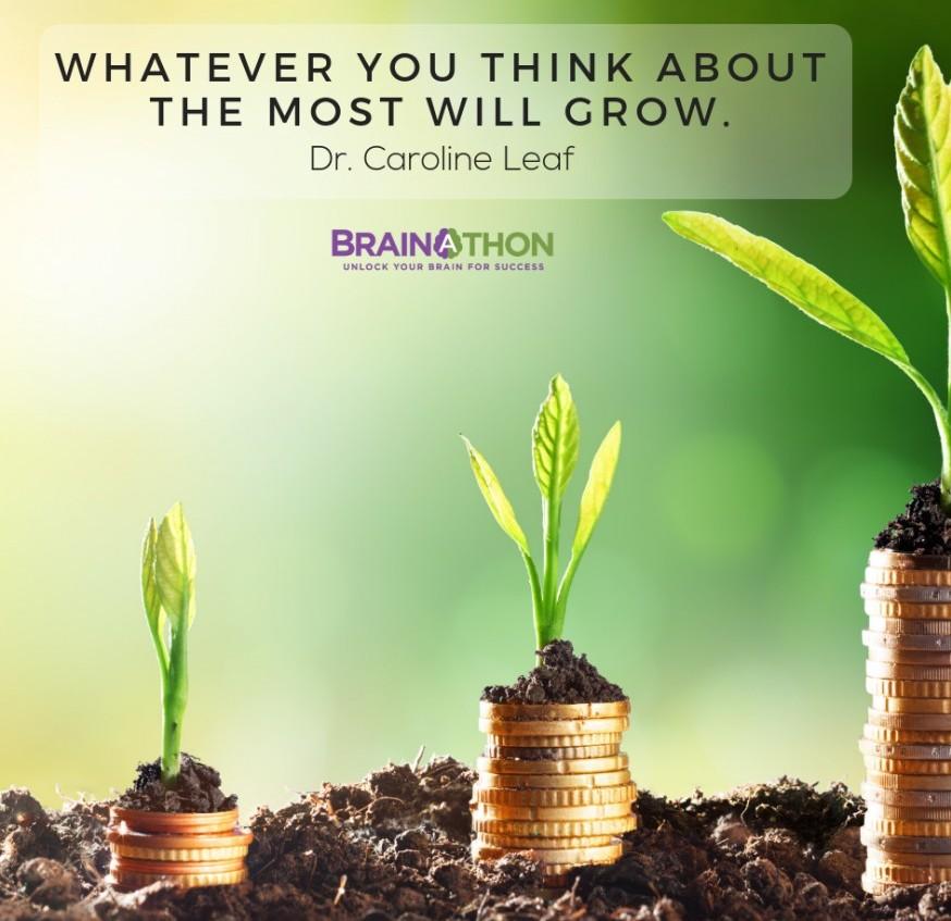 train your brain free - brain a thon growth